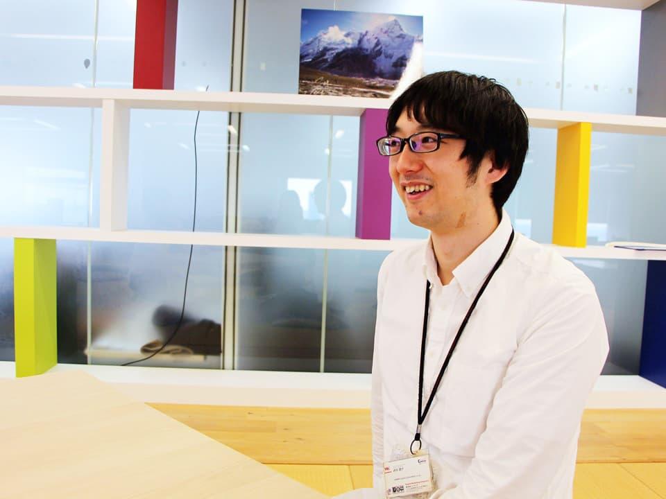 「日本中の人や企業を巻き込んで、ワクワクする会社を創りたい」